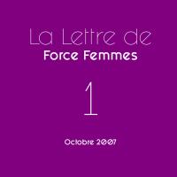La Lettre de Force Femmes (1)