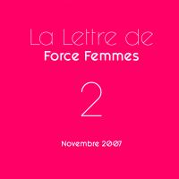 La Lettre de Force Femmes (2)