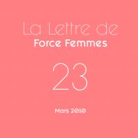 La Lettre de Force Femmes (23)
