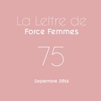 La Lettre de Force Femmes (75)