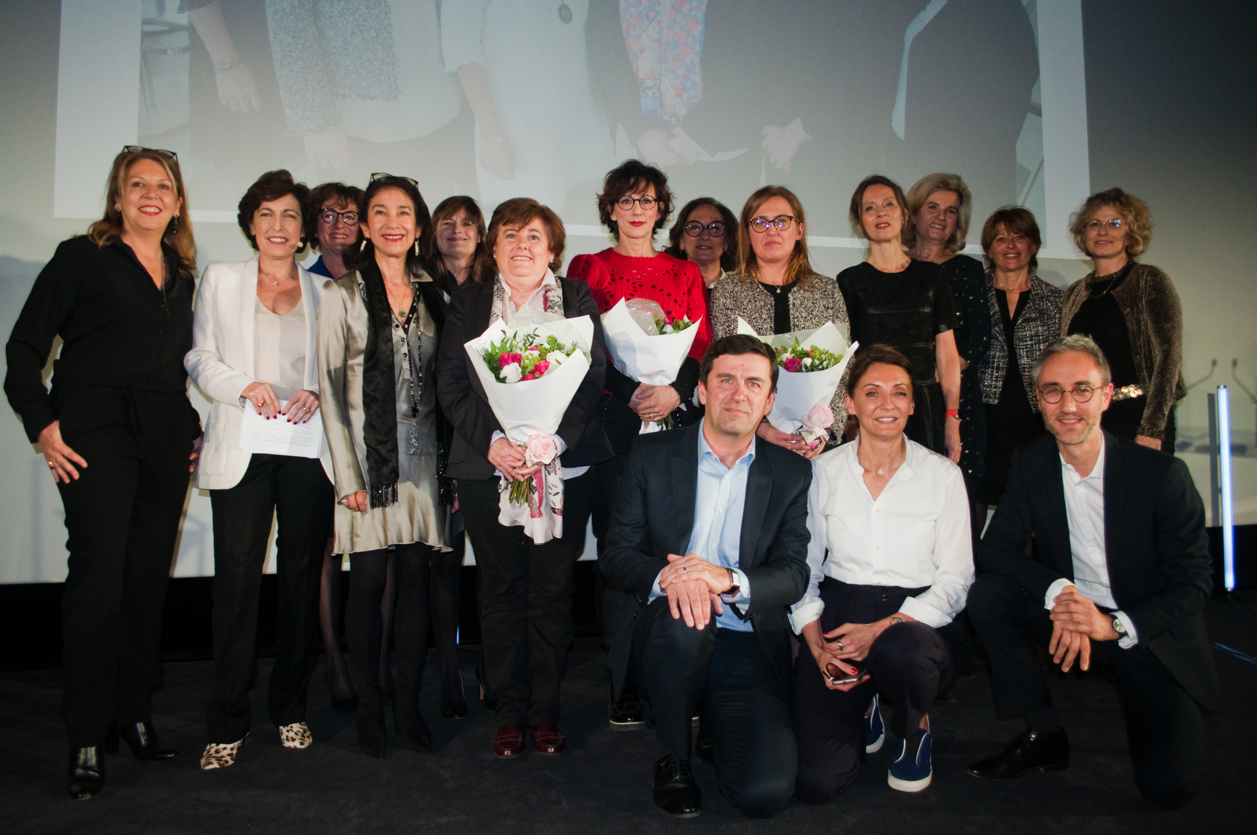 Les photos de la cérémonie
